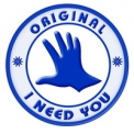 Original I NEED YOU - I NEED YOU The Frame Company GmbH