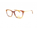PERFECTO BY SCHOTT / PERFECT 051 / COLORIS 03 - <p>MONTURE FEMME EN ACETATE UTX BRANCHES METAL TAILLE 51/16</p>