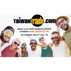 Taiwan optical and eyewear - Taiwantrade.com, Taiwan's largest trade portal,  will be promoting the optical and eyewear  offers from excellent Taiwanese companies at  SILMO Paris