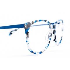 Combi frames acetate/titanium