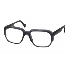 Suzy Glam pulls the strings - optical frame for men in color night blue