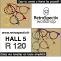 RetroSpectiv / workshop - <p>Atelier de réalisation de montures en acetate personnalisables</p>