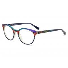 Lunette CCS123.02 - Dans la nouvelle collection CCS ne manque pas d'éléments naturels tels que de vraies fleurs séchées ou un plumage élégant, posés et roulés à l'intérieur des acétates: vous obtenez ainsi une paire de lunettes conçue pour un public jeune et romantique à la recherche d'un accessoire exclusif.