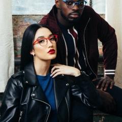 Campagne Metrospec - <p><br />Nos modèles portent Payton - un cadre en métal androgyne</p>