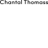 CHANTAL THOMASS - GROSFILLEY FRANCE