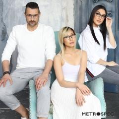 Metrospec Model Photo