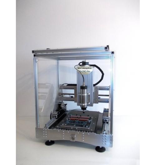 fraiseuse numérique - CNC spécialisée dans la fabrication de montures à l'unité ou en petites séries (jusqu'à 300 montures/mois)