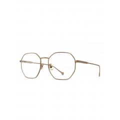 Rollschuhläufer Champagne - Si vous êtes à la recherche d'une paire de lunettes robustes tout en ayant l'air filigrane, le titane est le choix idéal. Le titane est un matériau extrêmement stable, flexible et résistant à la corrosion, particulièrement utilisé dans les domaines de l'aérospatiale et de la chirurgie. Nos montures en titane allient un design avant-gardiste à à l'artisanat de précision, tandis que la touche plutôt industrielle contraste avec l'aspect naturel de nos lunettes en bois, elle établit un lien avec notre collection de montres.