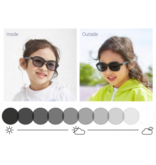 Technologie photochromique - Unlike the previous production method of photochromic glasses using a photochromic monomer during the casting process, we mix a photochromic dye with hard coating solution, allowing the photochromic coating of all types of lens.