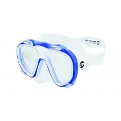 Clip & Dive - Le masque de plongée qui s'adapte facilement à la vue grâce à des clips correcteurs, à prix imbattable. Que vous soyez myope ou presbyte, plongeur confirmé ou occasionnel, ce nouveau concept va révolutionner vos sorties sous-marines. Le modèle Clip & Dive s'adapte à toutes les morphologies. Il offre confort et ergonomie avec ses boucles orientables et sa jupe en silicone anallergique souple. Son verre monoculaire offre un champ de vision optimal. Bon à savoir : les puissances des clips disponibles vont de -6.00 à +3.00 et les corrections OD peuvent être différentes de l'OG
