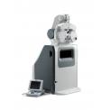 TS-310 - <p>• Unité portable d'optométrieultra-compacte (0,63 x 0,55 m)</p> <p>• Écran révolutionnaire pour tests à 40 cm et à une distance perçue de 5 m</p> <p>• Réfracteur automatique RT-3100 inclus</p> <p>• Examen possible assis ou debout</p>