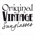 Original Vintage Sunglasses - ORIGINAL VINTAGE SUNGLASSES