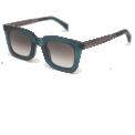 APACHE  - <p>Monture en Acetate Italien couleur Vert</p> <p>Verres dégradés verts : Carl Zeiss</p> <p>Catégorie 3 : UV400</p> <p>Taille : 46-24-145</p>