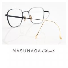 CHORD - MASUNAGA CHORD est disponible en deux versions : titan version et Titan et K18 Gold version. Ils sont l'harmonie du design élégant et les techniques les plus élevées cultivées plus de 100 ans, l'histoire de MASUNAGA.