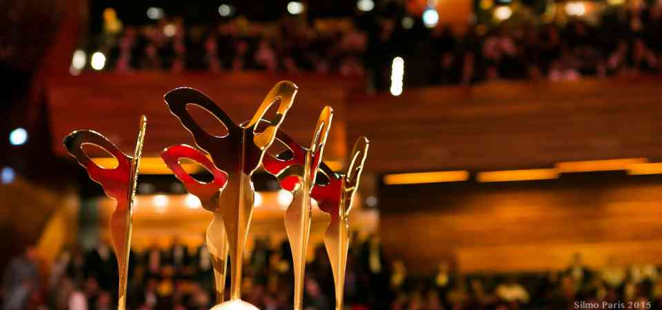 SILMO d'Or 2016 trophees 2