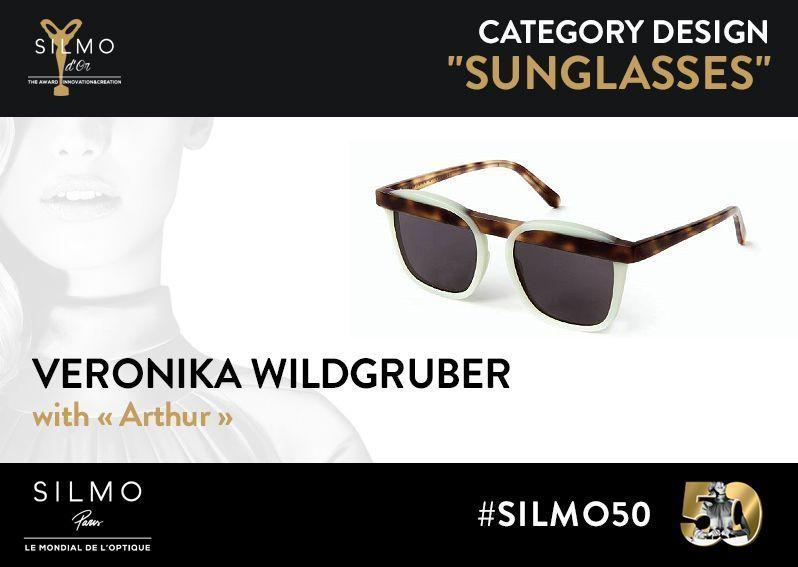 SILMO d'Or 2017 monture design solaire